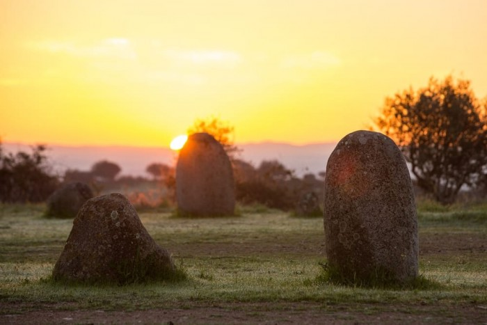 Almendres Cromlech Portugal Home - Portugal propety experts