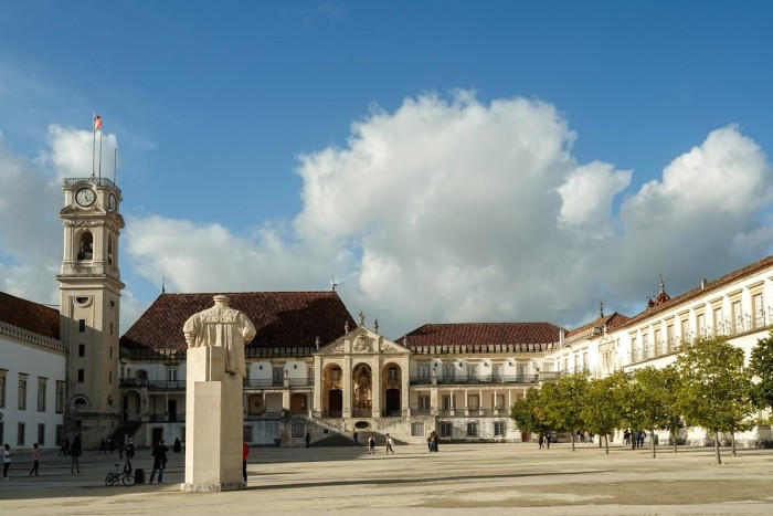 University of Coimbra Alta & Sofia Portugal Home - Portugal propety experts