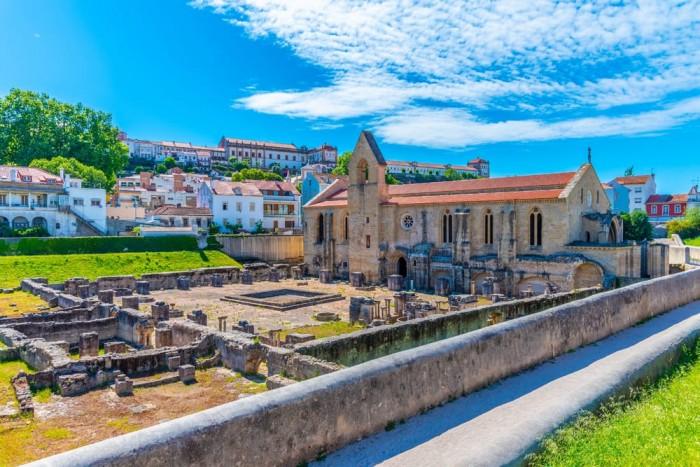 Santa Clara-a-Velha and Santa Clara-a-Nova Monasteries Portugal Home - Portugal propety experts
