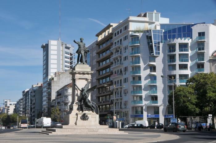 Praça Duque de Saldanha Portugal Home - Portugal propety experts