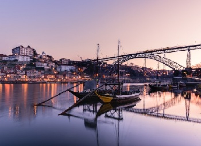 Dom Luis I Bridge Portugal Home - Portugal propety experts