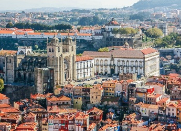 Porto Cathedral Portugal Home - Portugal propety experts