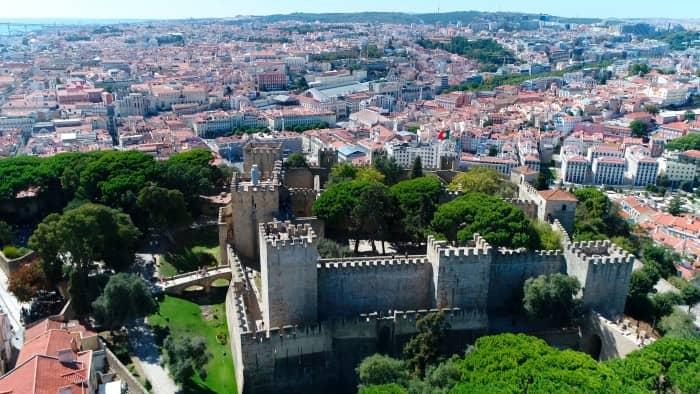 Castelo de São Jorge Portugal Home - Portugal propety experts