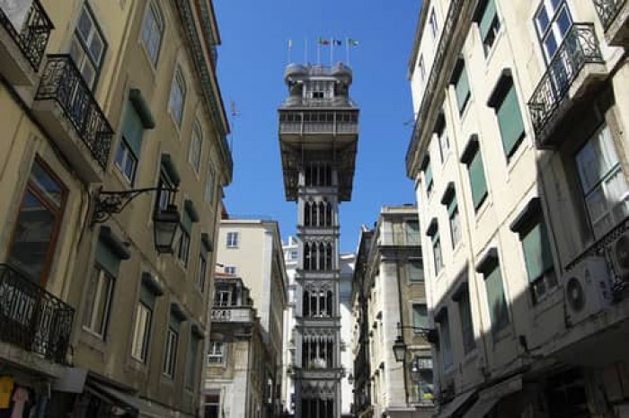 Santa Justa Lift Portugal Home - Portugal propety experts