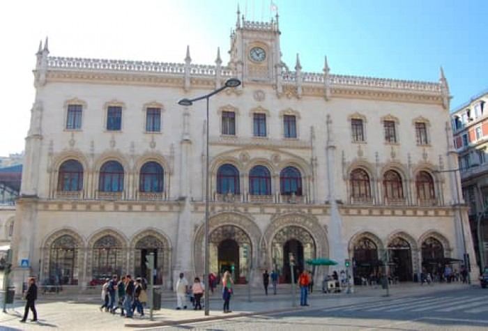 Rossio Train Station Portugal Home - Portugal propety experts