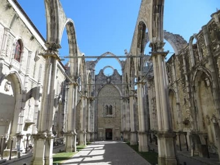 Carmo Convent Portugal Home - Portugal propety experts