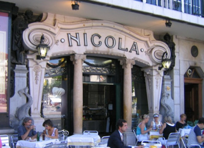Café Nicola Portugal Home - Portugal propety experts