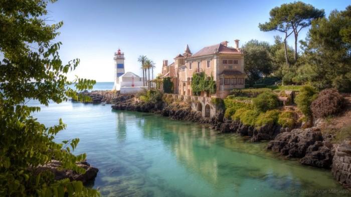 Casa de Santa Maria e Farol de Santa Marta Portugal Home - Portugal propety experts