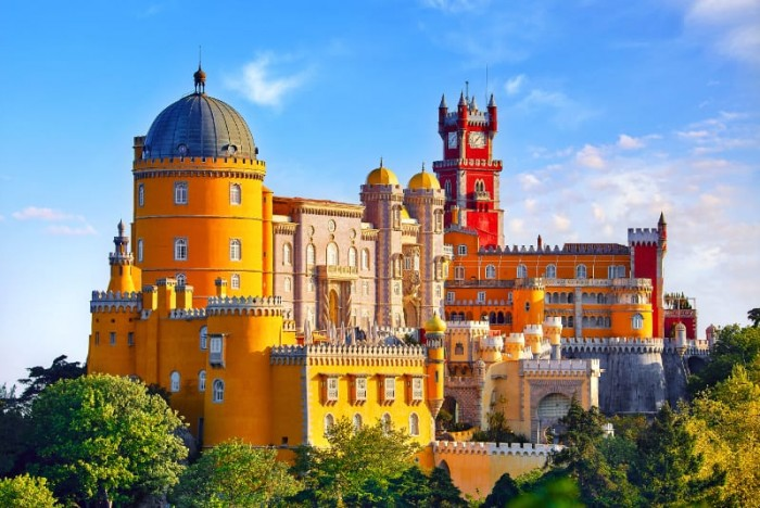 Pena Palace Portugal Home - Portugal propety experts