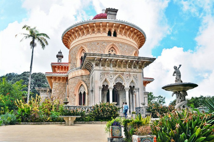Monserrate Palace and Park Portugal Home - Portugal propety experts