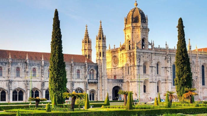 Jeronimos Monastery Portugal Home - Portugal propety experts