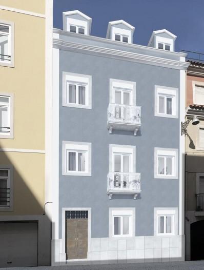 Property for Residential in Graça, Lisbon, Portugal