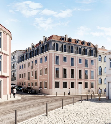 Property for Residential in Lisbon, Campo de Ourique, Portugal