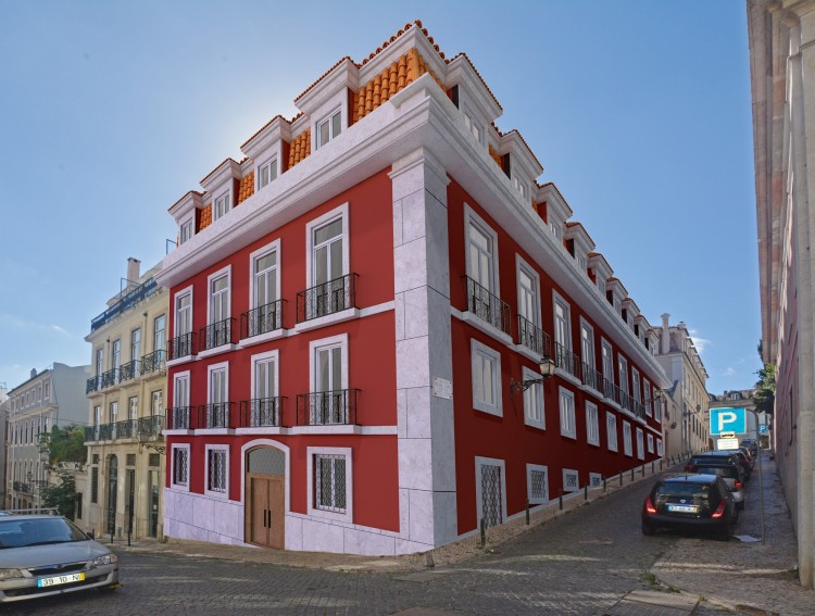 Property for Residential in Rua da Emenda 41, Chiado, Lisbon, Lisbon, Portugal