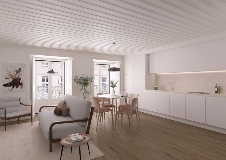 Property for Residential in Intendente, Baixa, Lisbon, Portugal
