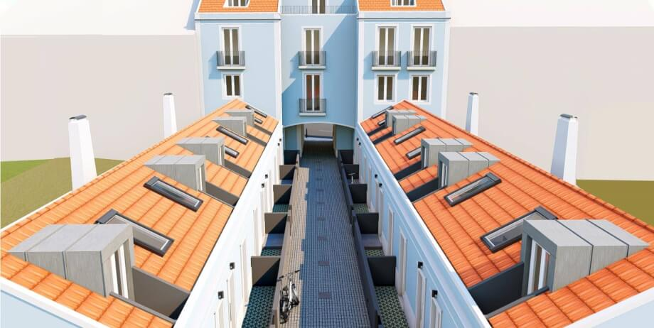Property for Residential in Arroios, Lisbon, Portugal