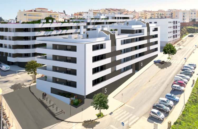 Property for Residential in Urbanização Horta do Galvão, Lagos, Algarve, Portugal