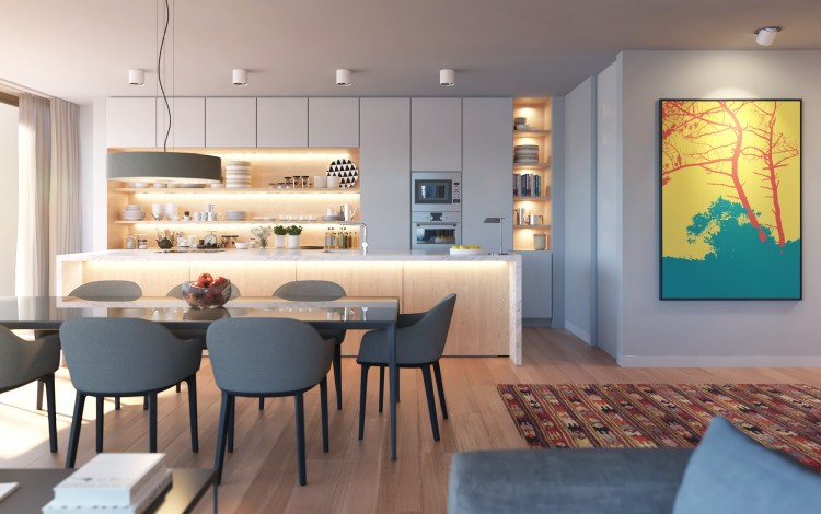 Property for Residential in Expo 98, Lisbon, Portugal