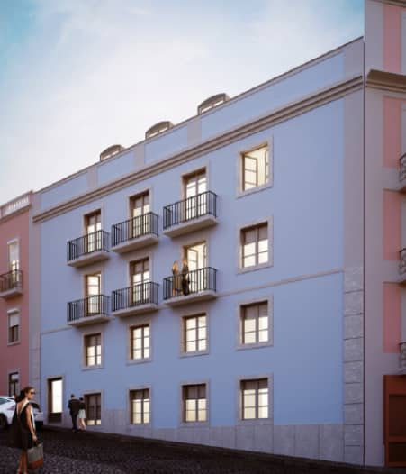 Property for Residential in Rua Alegria, Principe Real, lisbon, lisbon, Portugal