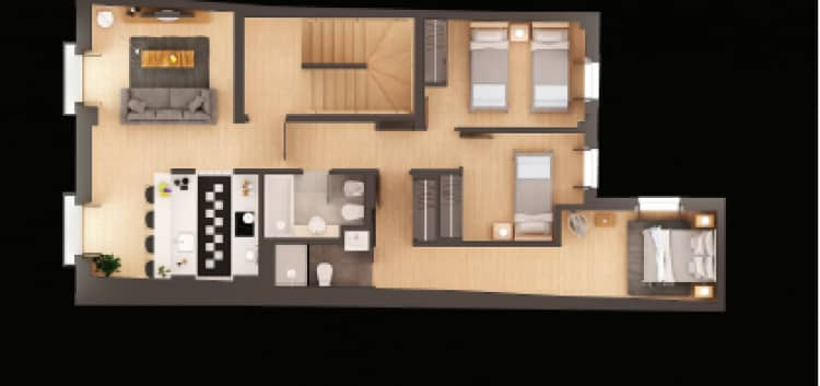 Property for Residential in Rua da Atalaia, Bairro Alto, lisbon, lisbon, Portugal
