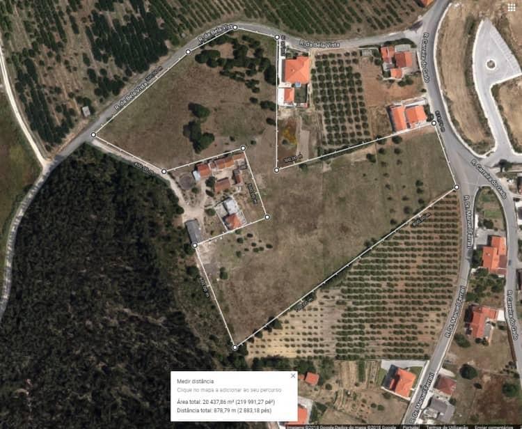 Terrenos Propriedade en venta en Caldas da Rainha, Portugal