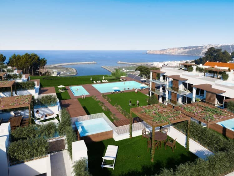 Apartment Property for sale in Nazaré, Portugal