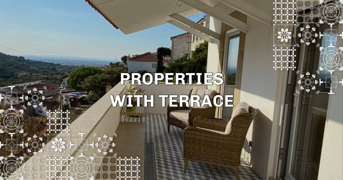 Investment Properties with Terrace