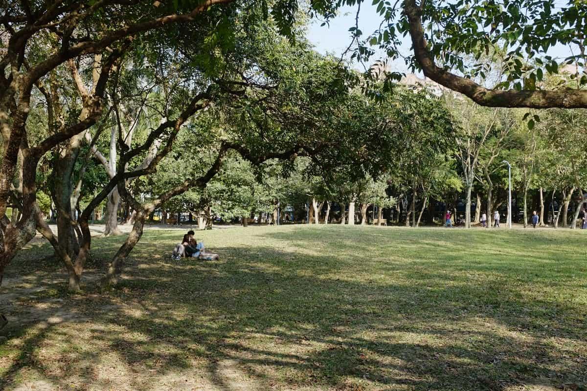 Tapada das Necessidades Park in Lisbon