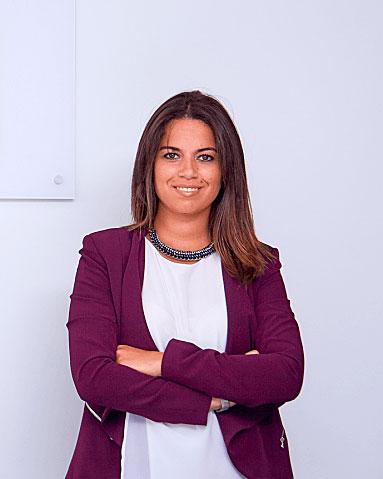 Andreia Leite, Business Development Director