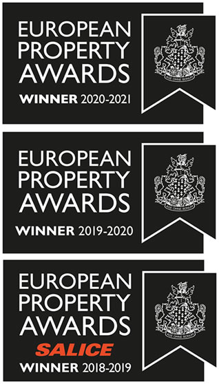 Property Awards Best Website