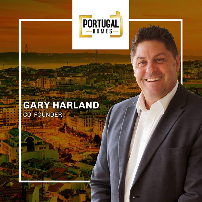 Gary Harland Portugal Homes Founder