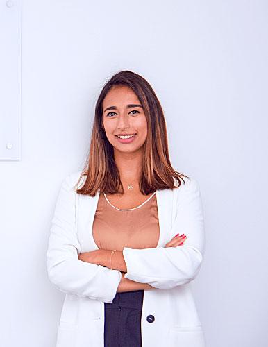 Verónica Rosa, Operations Director