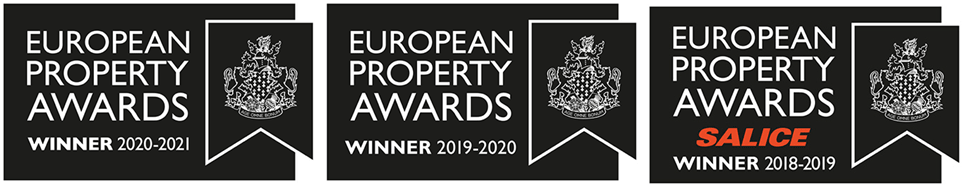 European Property Awards Salice Winner 2018-2019